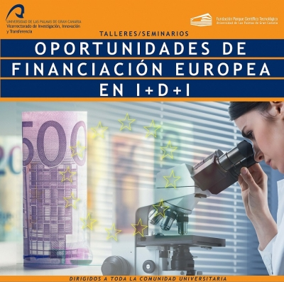 Energía y Smart Cities. Taller FCPCT ULPGC sobre las oportunidades de financiación europea en I+D+i, 15/06/2017